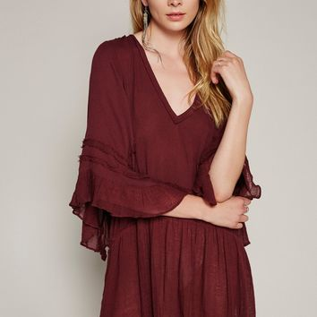 Free People Come What May Tunic