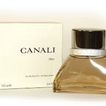 Canali Men Cologne by Canali  3.4 Oz Spray