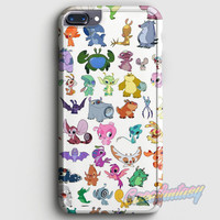 Stitch and Cousins iPhone 7 Case | casefantasy