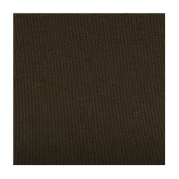 "Canvas Fabric Waterproof Outdoor 60"" wide 600 Denier 15 Colors sold by the yard (Black)"