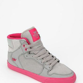 SUPRA Vaider Suede High-Top Sneaker