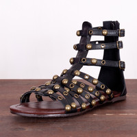 My Strappy Place Gladiator Sandal