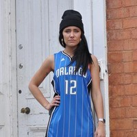 Vintage Retro NEW Orlando Magics Basketball Vest top Dress from Gone Retro
