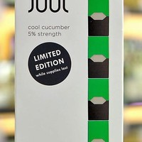 JUUL Cool Cucumber  (Pack of 4)