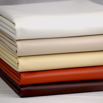 50cm*140cm Nice PU leather Faux Leather Fabric for Sewing PU artificial leather for DIY bag material