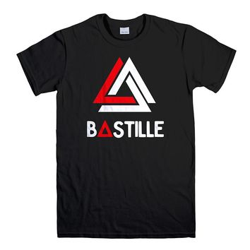 BASTILLE ENGLISH ROCK BAND Men's T-Shirt