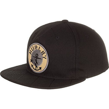Hurley Savage Seas 5-Panel Hat Black, One Size