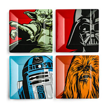 Star Wars Kitchen Plates