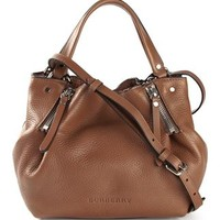 Burberry Zip Detail Bucket Tote - Stefania Mode - Farfetch.com