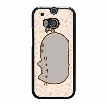 pusheen cat case for htc one m8 m9 xperia ipod touch nexus