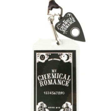 My Chemical Romance Spirit Board Lanyard