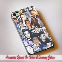 Matthew Espinosa Collage Magcon Boys - iPhone 4s, 5S, 5C, samsung galaxy s3,s3 mini, s4, s4 mini and iPod 4, 5 casee