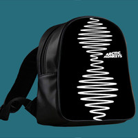 arctic monkeys logo for Backpack / Custom Bag / School Bag / Children Bag / Custom School Bag ***