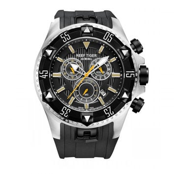Reef Tiger RT Men Luxury Swiss Sports Watch