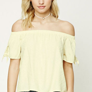 Off The Shoulder Tops | Blouses, Shirts + More | Forever 21
