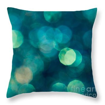 "Marine Dream Throw Pillow for Sale by Jan Bickerton - 14"" x 14"""