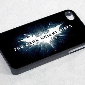 the drak knight logo- iPhone 4 Case ,iPhone 5 case,samsung galaxy s3 and Samsung galaxy s4 Hard Plastic Case
