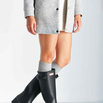 Hunter Original Low Wedge Rain Boot