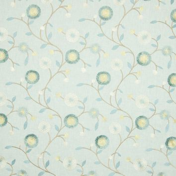 B7123 Mermaid Green House Fabrics