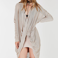 A Touch Of Twist Long Sleeve Top