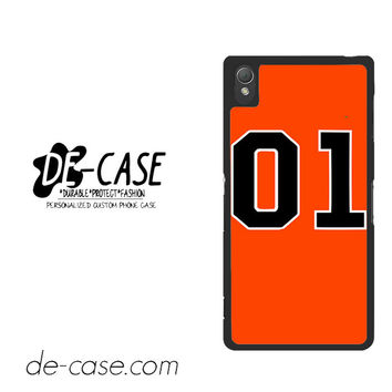 Retro Dukes Of Hazzard General Lee For Sony Xperia Z3 Case Phone Case Gift Present