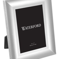 Waterford Lismore Diamond Lead Crystal Picture Frame   Nordstrom