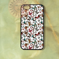 Butterflies -iPhone 5, 5s, 5c, 4s, 4, Ipod touch4, 5, Samsung GS3, GS4 case-Silicone Rubber / Hard Plastic Case, Phone cover