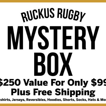 Mystery Box Ruckus Rugby