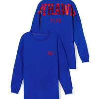 University of Kansas Bling Varsity Crew