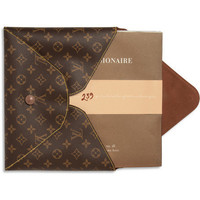 Visionaire Fashion Special Limited Edition Portfolio in Leather Louis Vuitton Case | MR PORTER