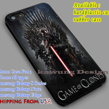 Cross Game Of Clones iPhone 6s 6 6s+ 6plus Cases Samsung Galaxy s5 s6 Edge+ NOTE 5 4 3 #other dl2