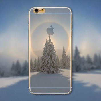 Snowfield  iPhone 5 5S iPhone 6 6S Plus Case + Gift Box-125-170928
