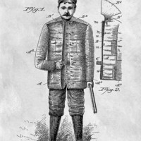 1901 Hunting Jacket by Dan Sproul