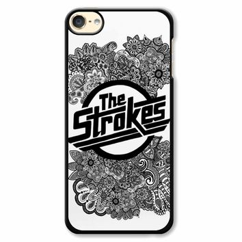 The Strokes Zentangle Logo iPod Touch 6 Case