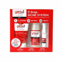 Yes to Tomatoes 3-Step Acne System Kit