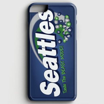 Skittles Seattle Seahawks iPhone 8 Case