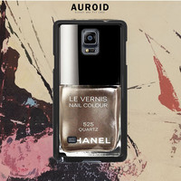 Chanel Nail Polish Quartz Samsung Galaxy Note 3 Case Auroid