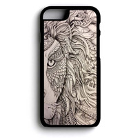 Lion Abstrak iPhone 6 and iPhone 6s Case
