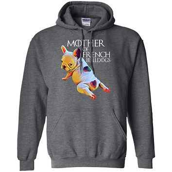 French Bulldog Hoodie for Women - Mother of French Bulldogs