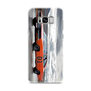 Dukes Of Hazzard (general lee) Samsung Galaxy S8 | Galaxy S8 Plus Case