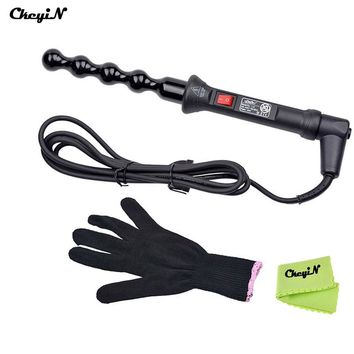 Professional Thermostat Curling Iron and Tongs Hair Curlers Automatic Tongs for Curling Hair Thermo Curlers Styler 4747