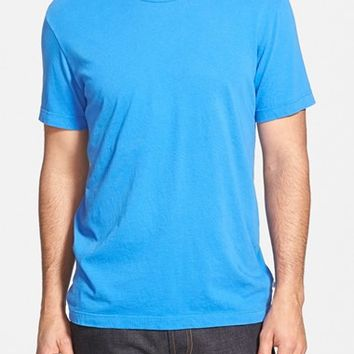 Men's James Perse Crewneck Jersey T-Shirt