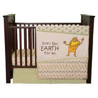 Trend Lab DR. SEUSS THE LORAX 3 PC CRIB