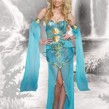 """Sea Goddess"" Costume"