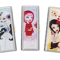 FAIRYTALE TAMPON CASES | Storybook, Damsels, Medicine Case, Personal Organizer | UncommonGoods