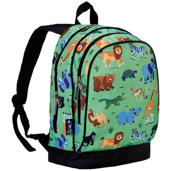 Olive Kids Wild Animals Sidekick Backpack - 14080