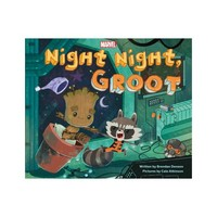 Night Night, Groot (Hardcover) (Brendan Deneen)