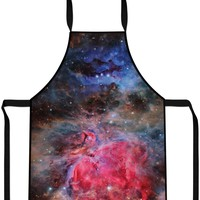 Heart of the Universe Cooking Apron