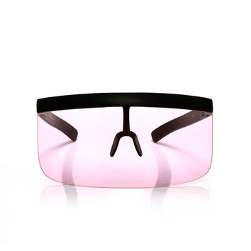 Zenon Shield Sunglasses - Pink