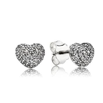 PANDORA In My Heart Earrings